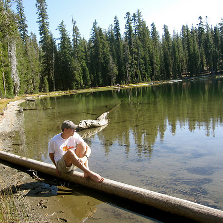 Recovery at Lassen National Park